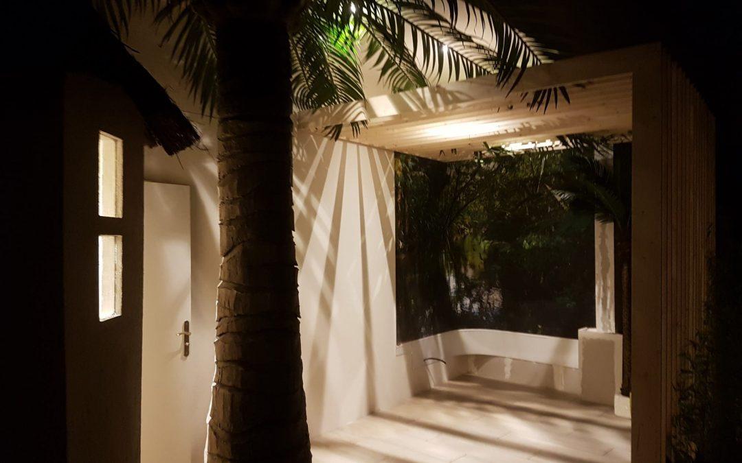 Préparation et Montage du Showroom Spa & Sauna