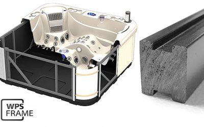 Les différents types de châssis des spas.